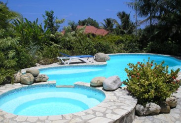Villa with Guesthouse Between Sosua and Cabarete