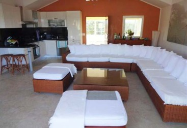 Fabulous two bedroom penthouse in the heart of Cabarete