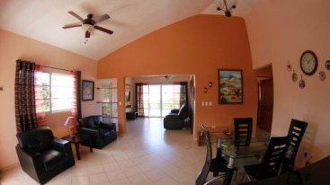Villa with four bedrooms inside gated community