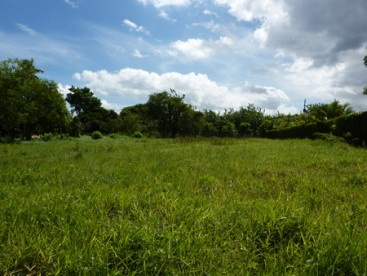 Building Lot within Gated Community and Ocean View Cabarete