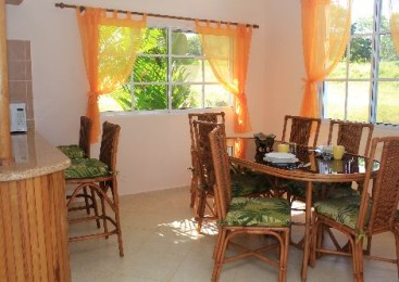 Villa with 2 bedroom and 2 bathroom - Short Term Rentals Sosua