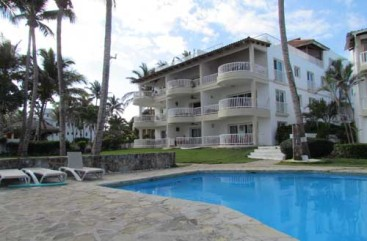 Beautiful Beachfront condo with 2 bedrooms at Kite Beach Cabarete