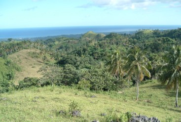 Building Lots with spectacular ocean view Las Terrenas