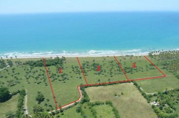 Beachfront Property near Cabarete