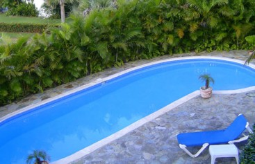 Villa with 3 bedrooms and ocean view in Sosua