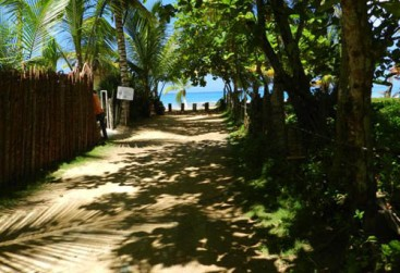 Nice lot in second line beach near Coson Beach