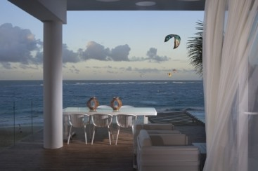 New modern luxurious beachfront apartments in Cabarete