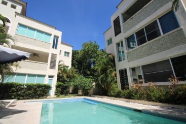 Truly 3 bedroom duplex penthouse steps from Cabarete beach