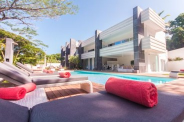 Luxury modern estate with exceptional rental potential