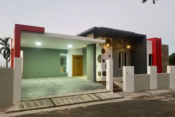 New modern villa for sale in Puerto Plata