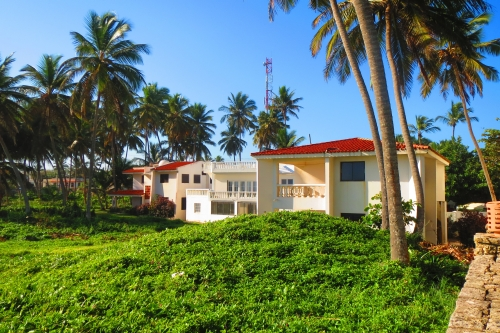 #4 Beachfront property with 3 x 2-Story Houses in Cabarete