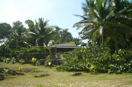 #1 Oceanfront House in Sosua for sale