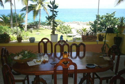 #3 Oceanfront House in Sosua for sale