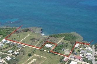 #8 Oceanfront development land at unbeatable price