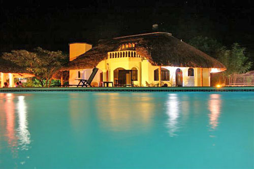 #3 Villa with Guest-Rooms in Sosua