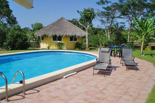 #4 Villa with Guest-Rooms in Sosua
