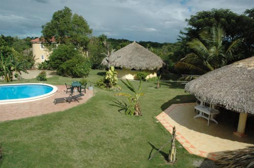 #6 Villa with Guest-Rooms in Sosua