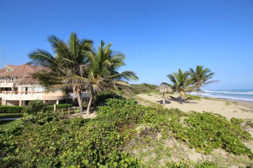 #1 Beachfront Apartment with one bedroom in Cabarete
