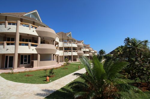 #4 Beachfront Apartment with one bedroom in Cabarete
