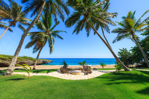 #1 Luxury Beachfront Villa with great rental income