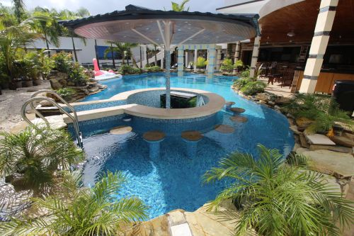 #8 Bachelor mansion for rent in Sosua