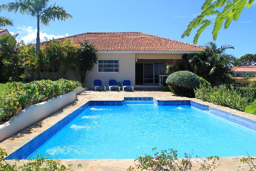 #6 Beautiful villa available for long term rentals Cabarete-rental homes caribbean