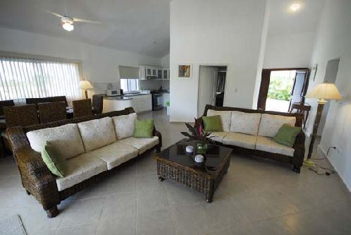 #6 Villa with 4 bedrooms for rent in Sosua