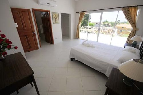 #8 Villa with 4 bedrooms for rent in Sosua