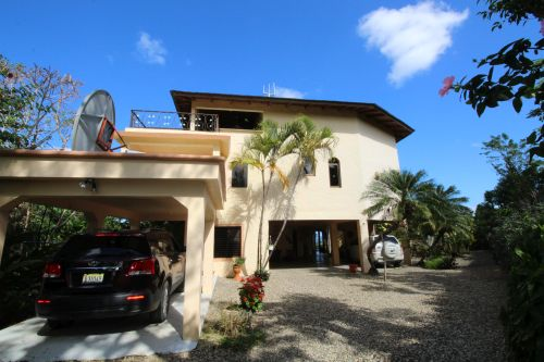 #7 Charming Sosua villa with a large lot and ocean views