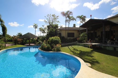 #9 Charming Sosua villa with a large lot and ocean views