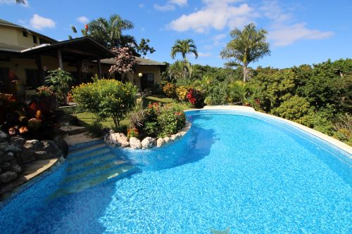 #6 Charming Sosua villa with a large lot and ocean views