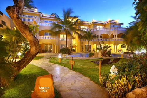 #8 Beach front Boutique Hotel Cabarete