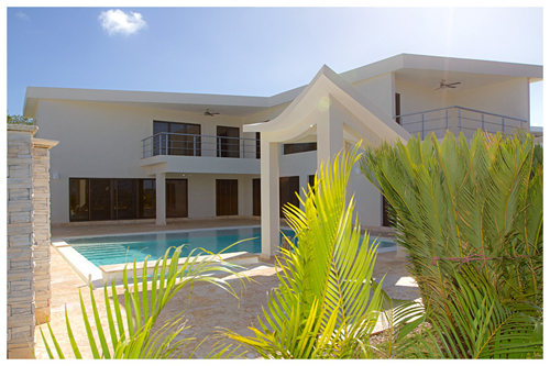 #2 New modern villa located in a quiet gated community
