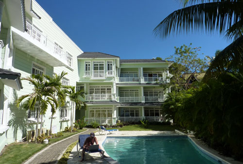 #8 Beachfront Apartment in Sosua Center