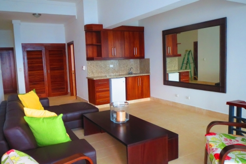 #3 Five bedroom two level luxury penthouse right on the beach - Sosua Vacation Rentals