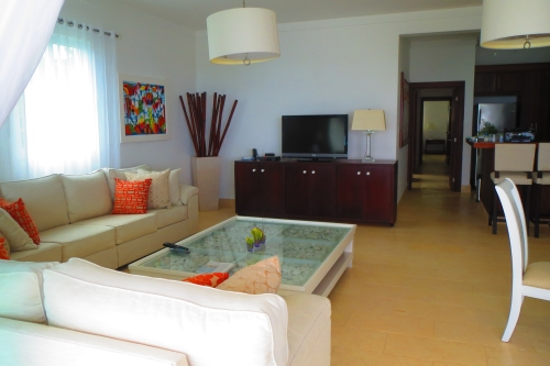 #6 Five bedroom two level luxury penthouse right on the beach - Sosua Vacation Rentals