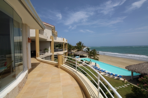 #0 Fantastic 3 Bedroom Beach Front Condo in Cabarete
