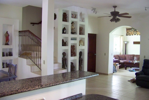 #6 Family villa in quiet location close to the beach