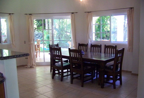 #5 Family villa in quiet location close to the beach