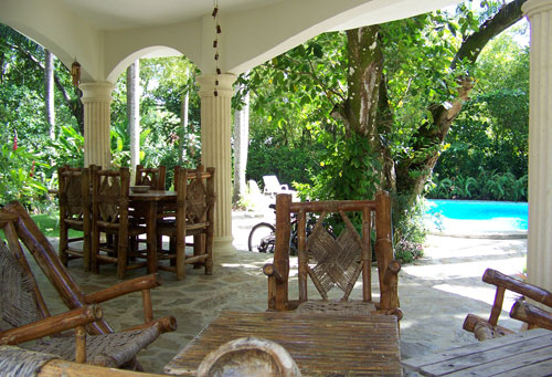 #7 Family villa in quiet location close to the beach