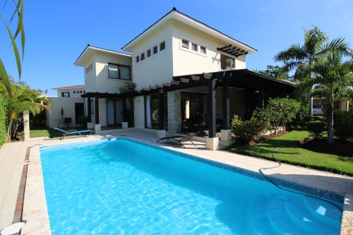 #9 New Villas with 3 and 4 bedrooms close to the beach - Sosua