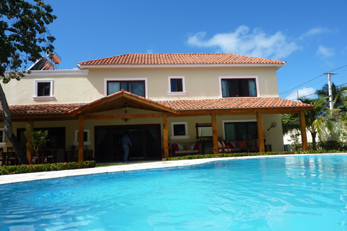 #0 Impressing two-story villa with 5 bedrooms in Sosua