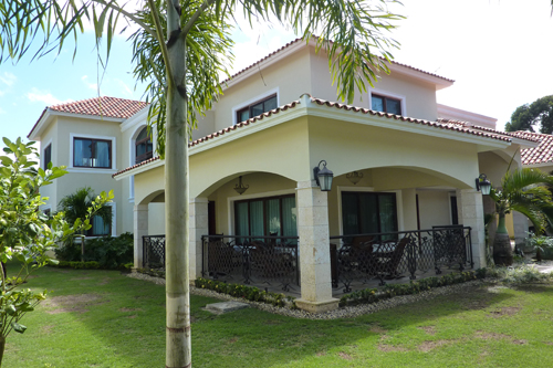 #6 Impressing two-story villa with 5 bedrooms in Sosua