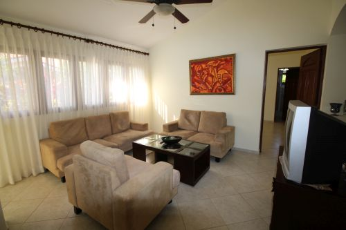 #7 Family villa located in quiet residential area close to the beach