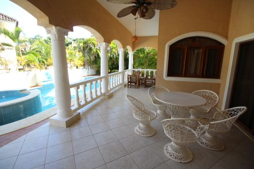 #8 Family villa located in quiet residential area close to the beach