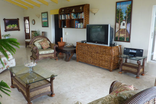 #4 Large ocean view villa in Cofresi DR