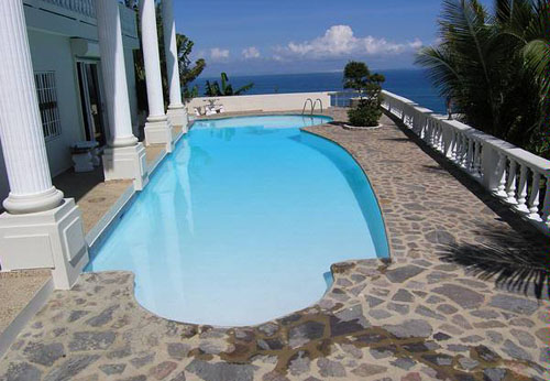 #1 Large ocean view villa in Cofresi DR