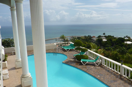 #3 Large ocean view villa in Cofresi DR