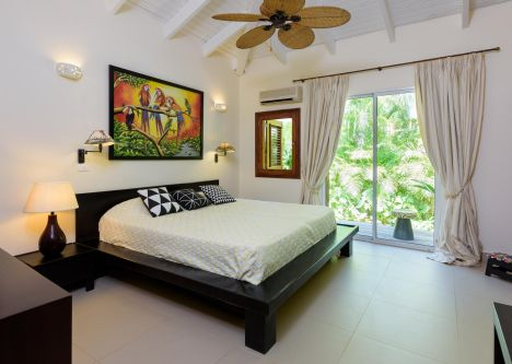 #9 Spacious villa just footsteps from the beach in Las Terrenas