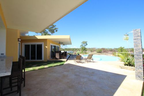 #9 Villa with pool and great ocean view